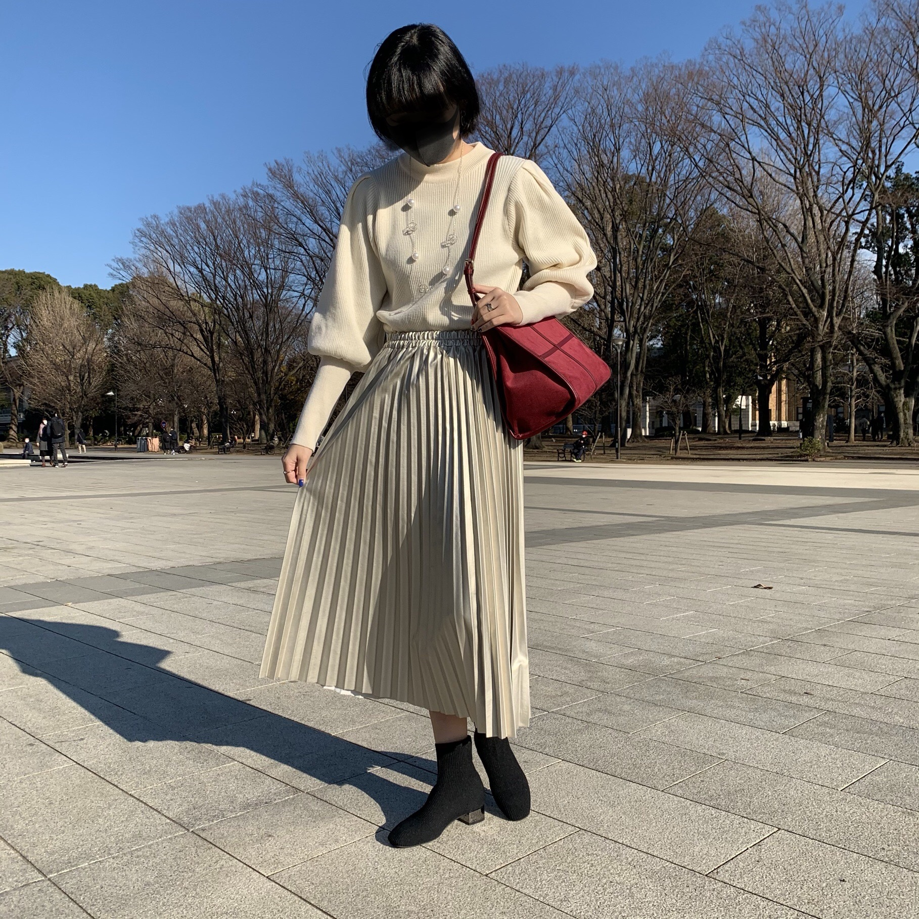 Spring コーデ LOVE ME …S+