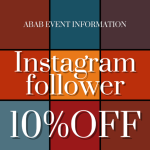 AUTUMN EARLY SALE  Instagramフォロ割 10%OFF セール 画像