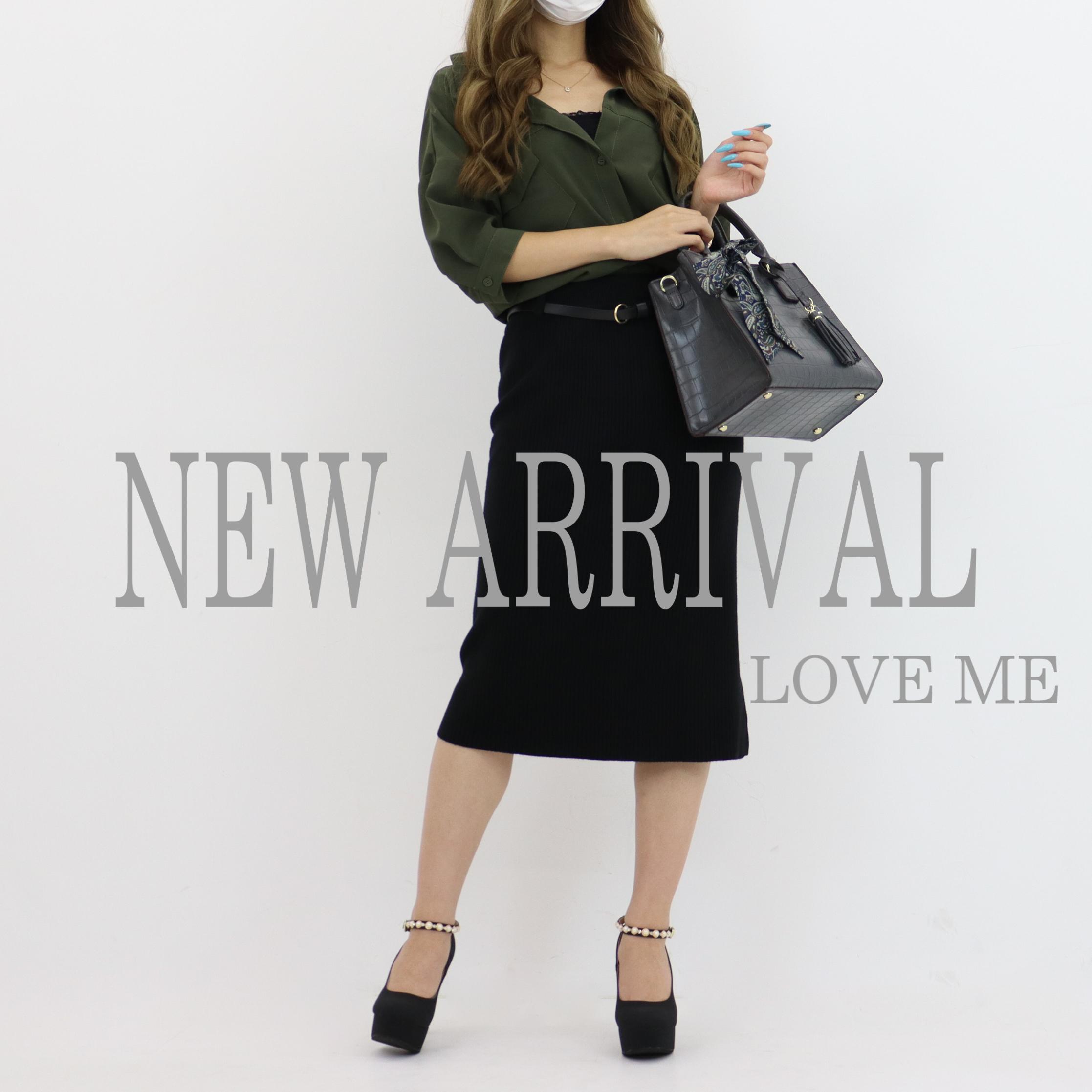 ❤LOVE ME お得な新作スカートのご紹介❤